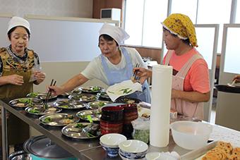 料理研究グループ1