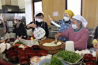 料理研究グループ2